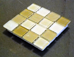 'mosaic beverage coasters' from the web at 'http://coasters.pebblez.com/beverage-coasters/../pictures/glass-mosaic-coasters/240/golden-fields-coasters-4.jpg'