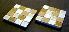 'sandstone coasters' from the web at 'http://coasters.pebblez.com/coasters/glass-mosaic/../../pictures/glass-mosaic-coasters/240/golden-fields-coasters-3.jpg'